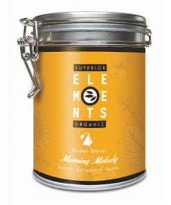 Boîte 15 Infusettes thé vert et blanc bergamote exotique